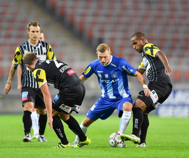 Lask Linz: Derbysieg! Blau Weiß Linz Nimmt Leader LASK Auf Die Hörner