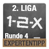 2. Liga: Expertentipp Runde 4 mit Manfred Bender!