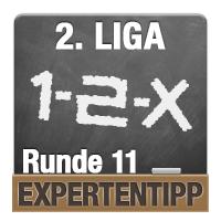 2. Liga 2018/19: Expertentipp Runde 11 mit Manfred Bender!