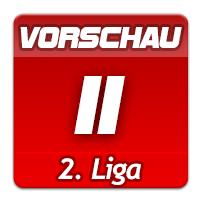 2. Liga 2018/19: Vorschau Runde 11