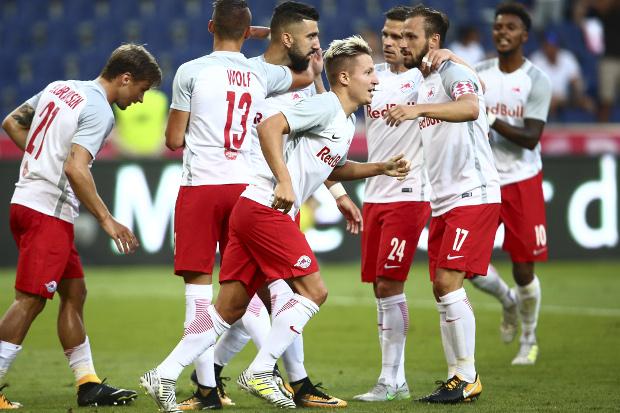 Salzburg nimmt Hürde auf dem Weg zur Champions League