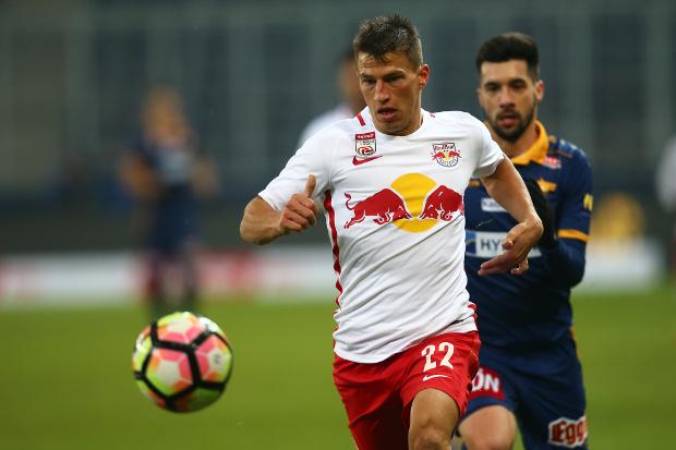 Salzburg verlängerte Vertrag mit Stefan Lainer bis 2022