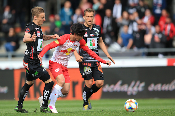 Heute Live Tipico Bundesliga Wac Gegen Red Bull Salzburg