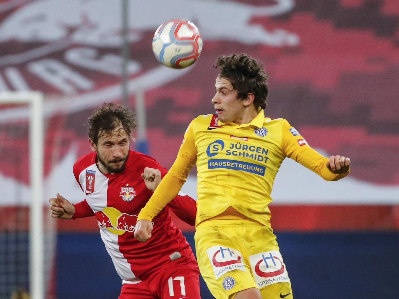Bundesliga 2021/18 Start