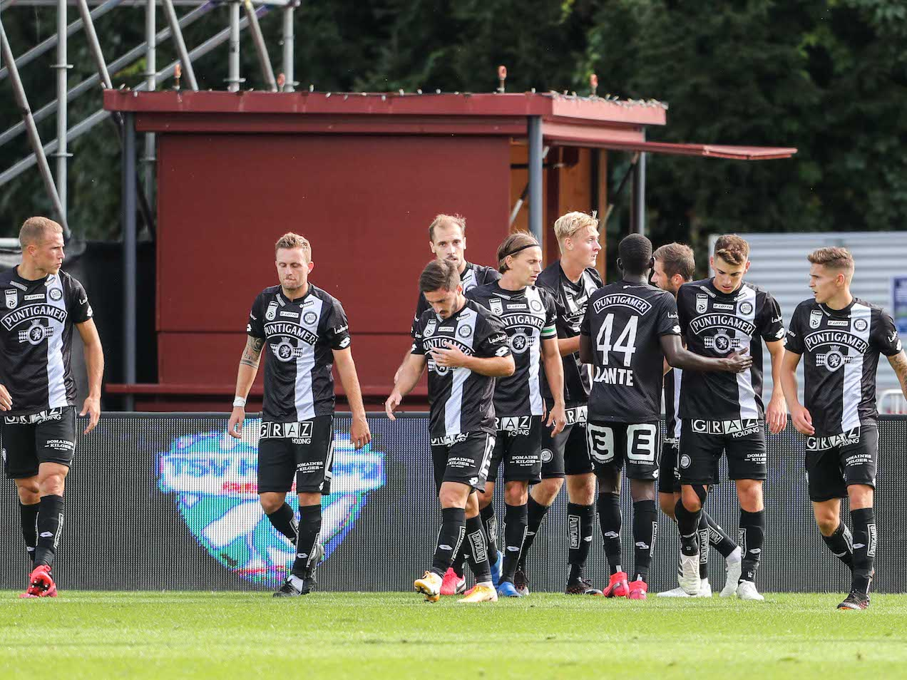 SturmGraz JubelTeam RichardPurgstaller