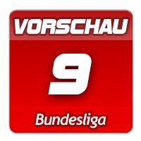 Tipico Bundesliga 2018/2019: Vorschau Runde 9