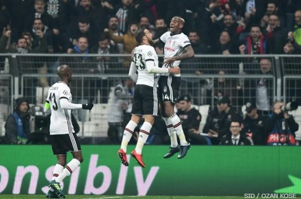 Remis gegen Porto: Besiktas für Achtelfinale qualifiziert