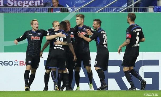 Mainz und Paderborn im Pokal-Viertelfinale