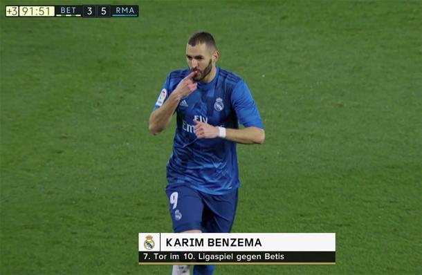 Madrid gewinnt ohne Kroos Acht-Tore-Spektakel bei Real-Sieg