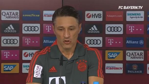 Kovac spricht Klartext: James bleibt beim FCB! [Video]