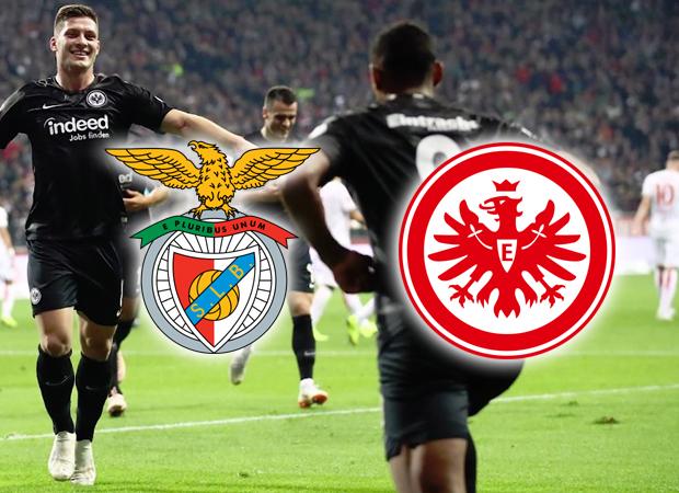 Europa League So Kannst Du Heute Benfica Gegen Frankfurt