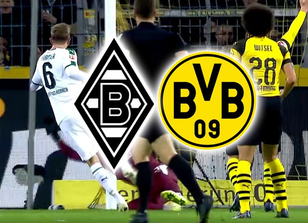 Deutsche Bundesliga: So kannst du heute Borussia Mönchengladbach gegen  Borussia Dortmund live in TV, Stream und Ticker sehen!