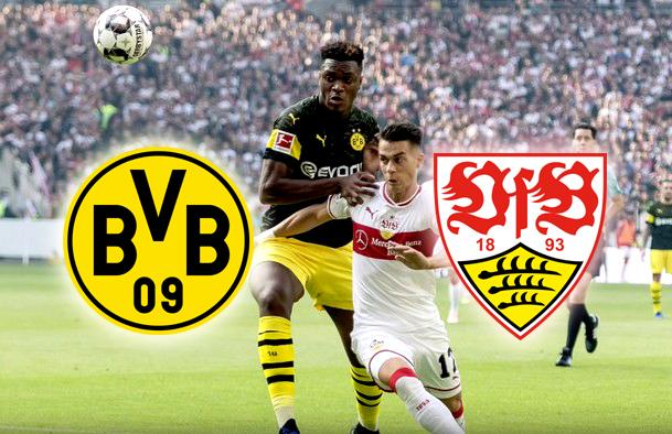 Dortmund Spiel Heute Live