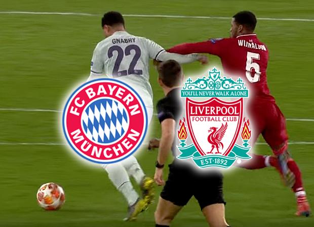 Bayern Liverpool Detail: Bayern Gegen Liverpool: So Kannst Du Das Champions-League