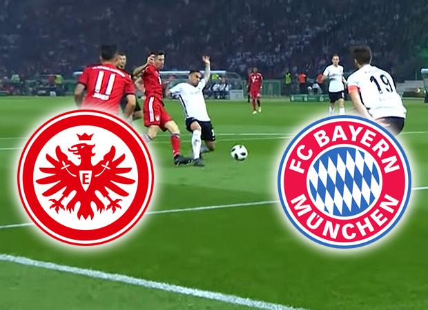 Deutsche Bundesliga So Siehst Du Heute Das Spiel Eintracht