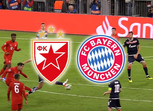 Bayern Belgrad Tv