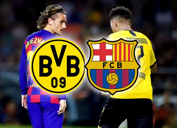 Barcelona Gegen Dortmund