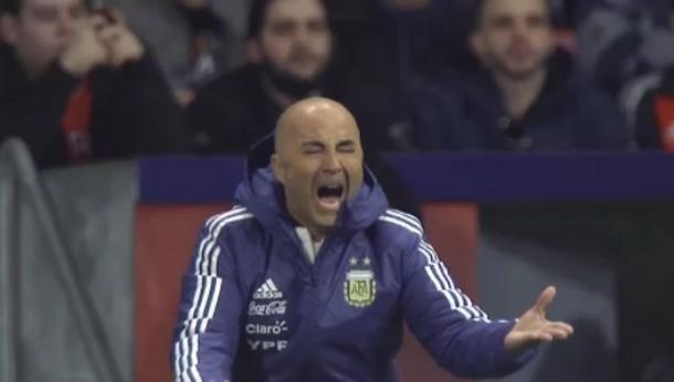 Spanien Vs Argentinien