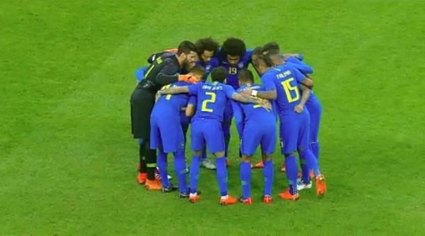 Brasilien Russland