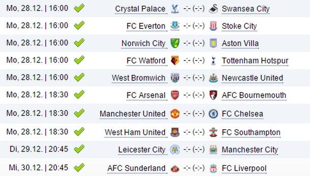 premier league tabelle torschützen