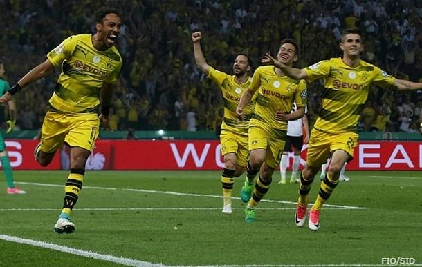 BVB erkämpft vierten Pokalsieg: 2:1 über Eintracht Frankfurt