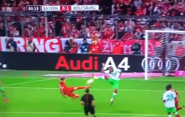 robert lewandowski 5 tore in 9 minuten