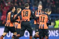 Südamerikanischer Abend in Donezk: Rom muss um Viertelfinal-Einzug zittern