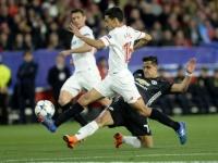 Manchester United erzittert sich 0:0 in Sevilla