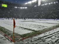 Juve-Duell mit Bergamo wegen Schneefalls abgesagt