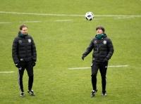 DFB-Auswahl im WM-Trainingslager eingetroffen