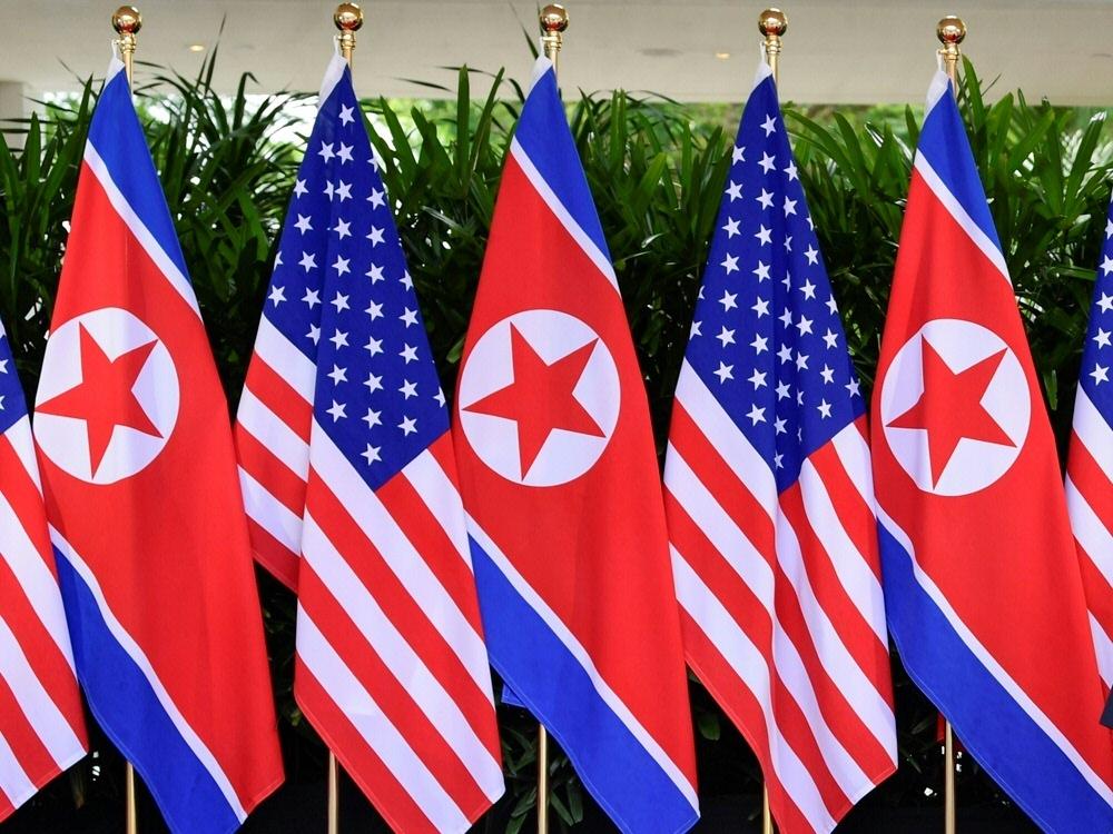 Nordkorea Gegen Usa