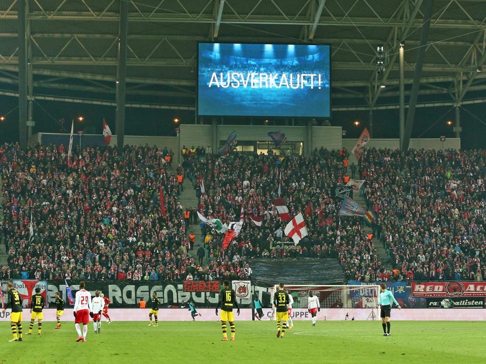 Bundesliga Verzeichnet Zweithochsten Zuschauerschnitt Der