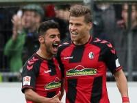 Niederlechner trifft bei Freiburg-Sieg dreifach