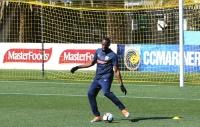 Bolt nimmt Training in Australien auf: