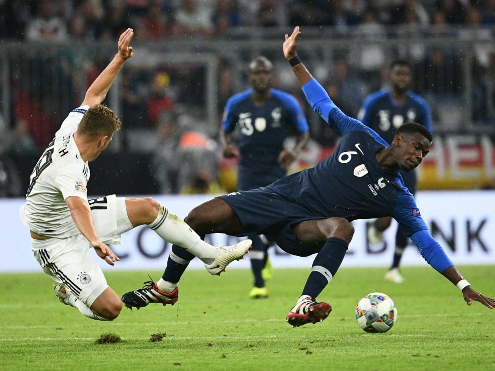 Französische Liga