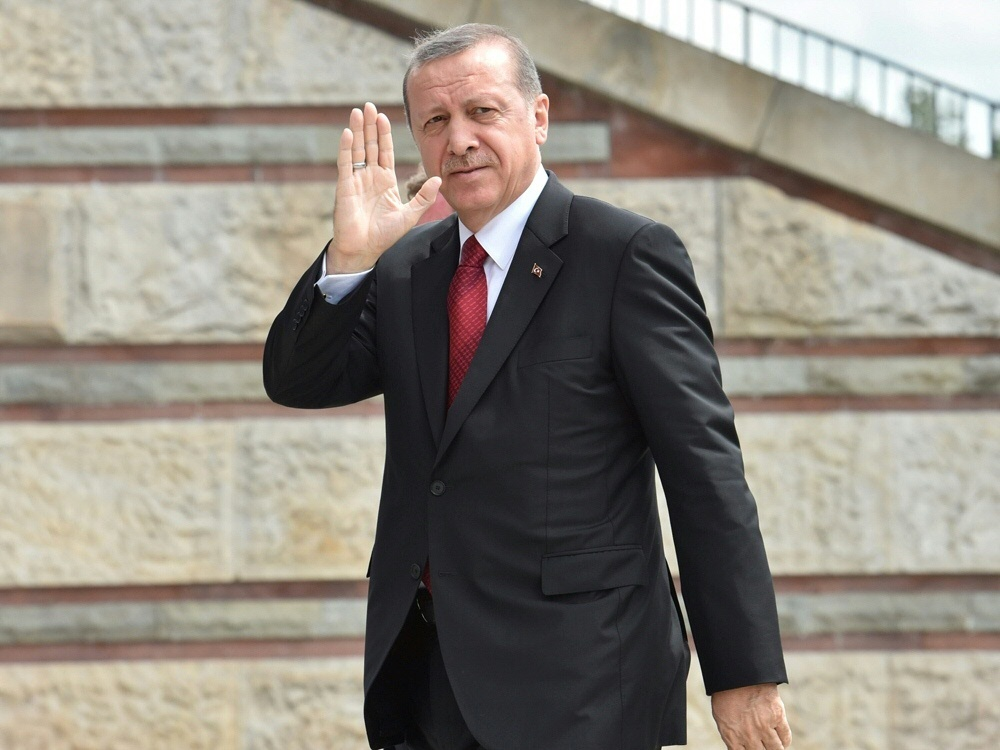 özil Gündogan Erdogan