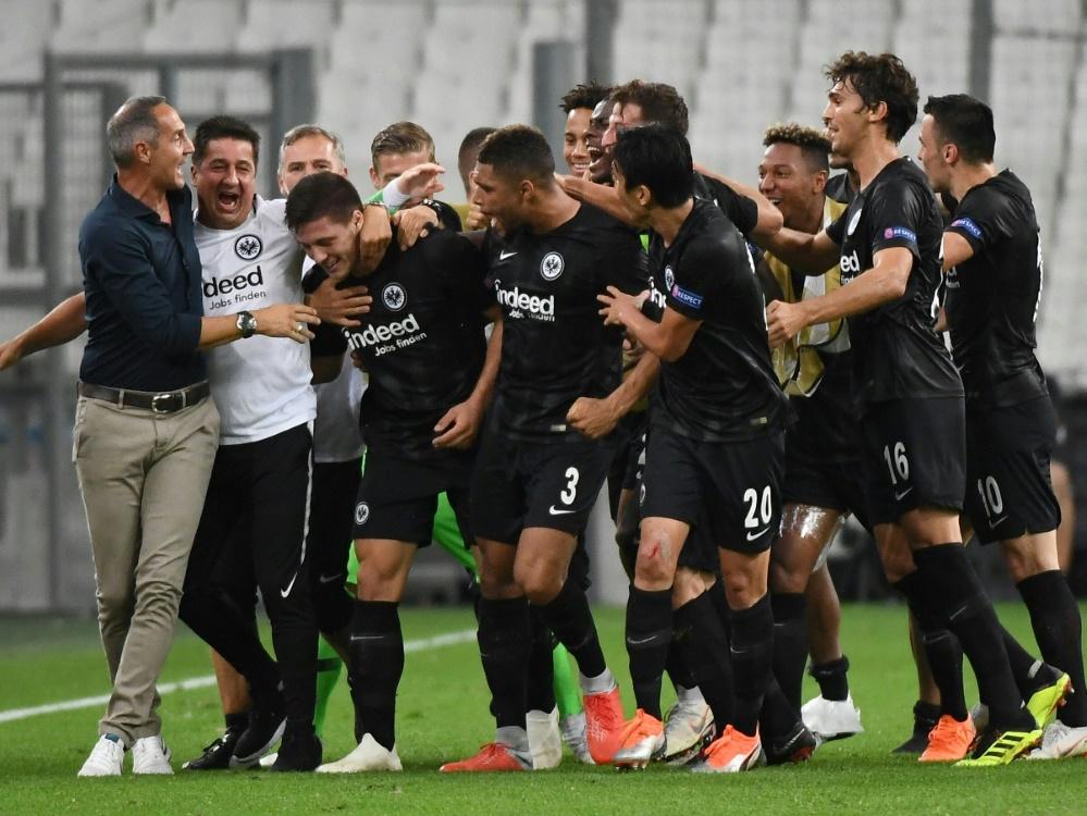 Nitro Zeigt Frankfurt Lazio Live Im Free Tv
