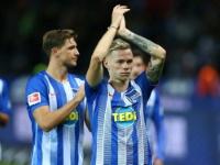 300. Remis: Hertha verpasst Sprung auf Platz zwei