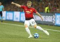 Shaw verlängert bei Manchester United bis 2023