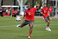 FC Bayern: Boateng, Goretzka und Rafinha wieder im Mannschaftstraining