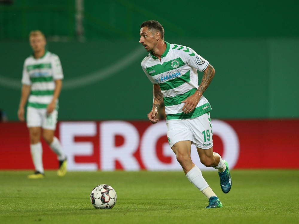 2. Bundesliga: Pleite für die SpVgg Greuther Fürth
