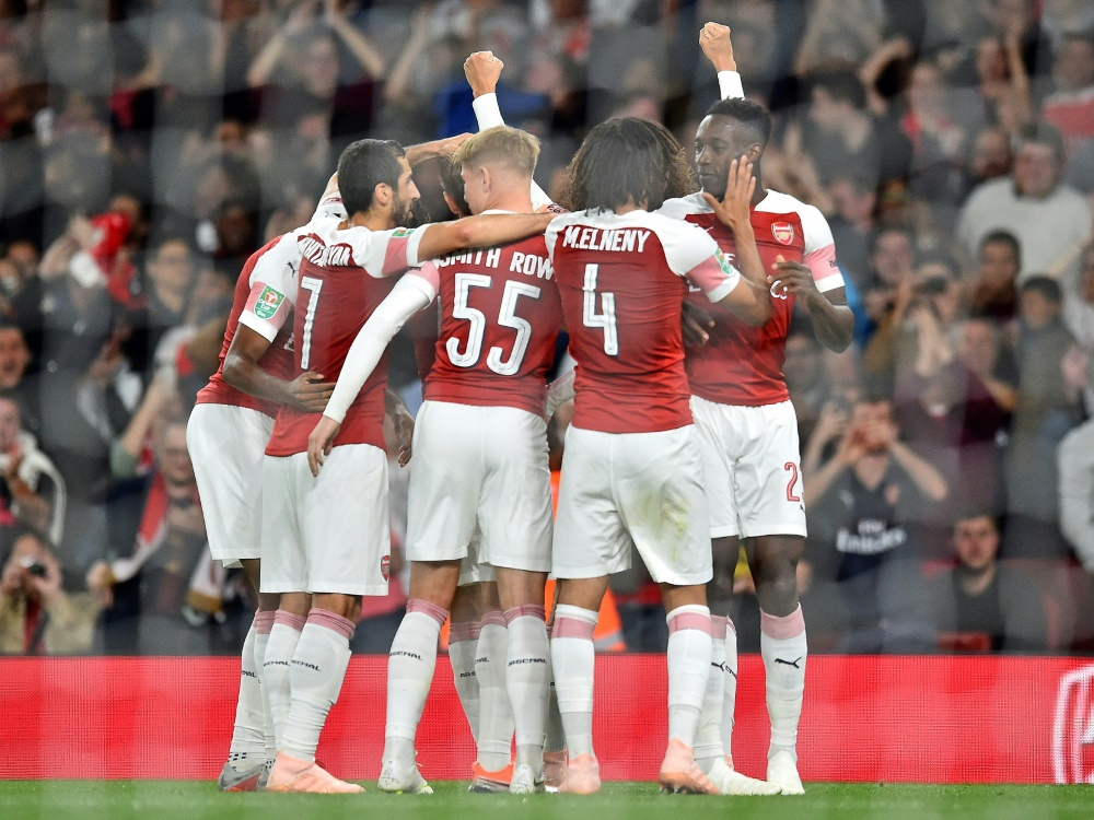 Arsenal besiegt Sporting Lissabon mit 1:0
