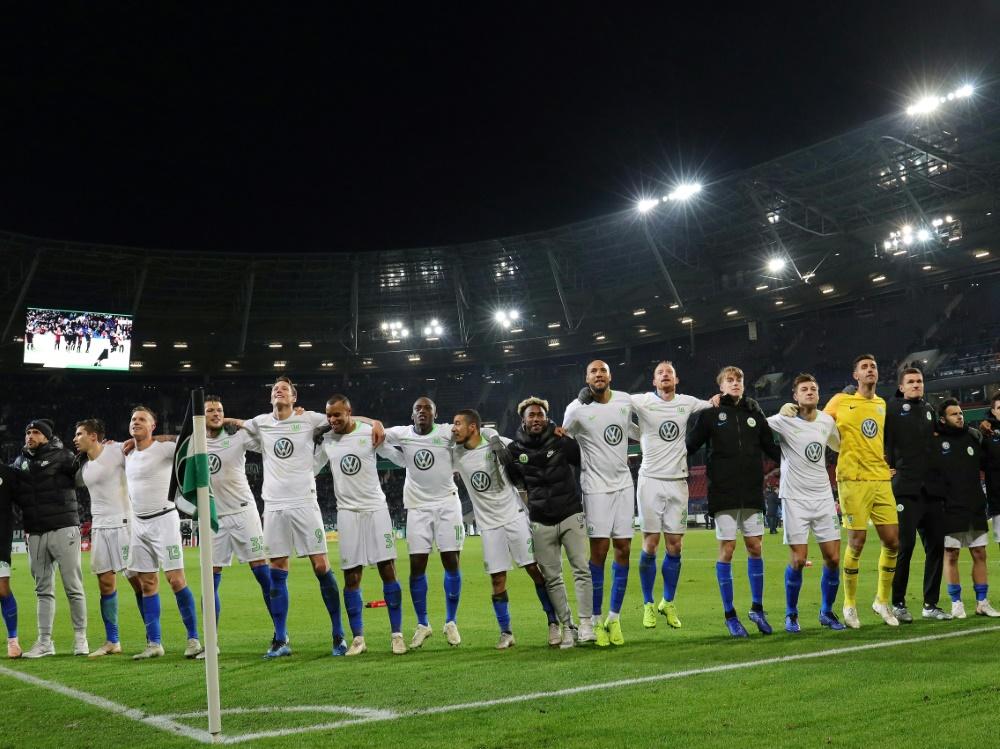 Die Wolfsburger reisen optimistisch nach Dortmund