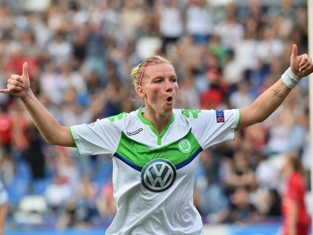 Popp verlängert bis 2022 in Wolfsburg