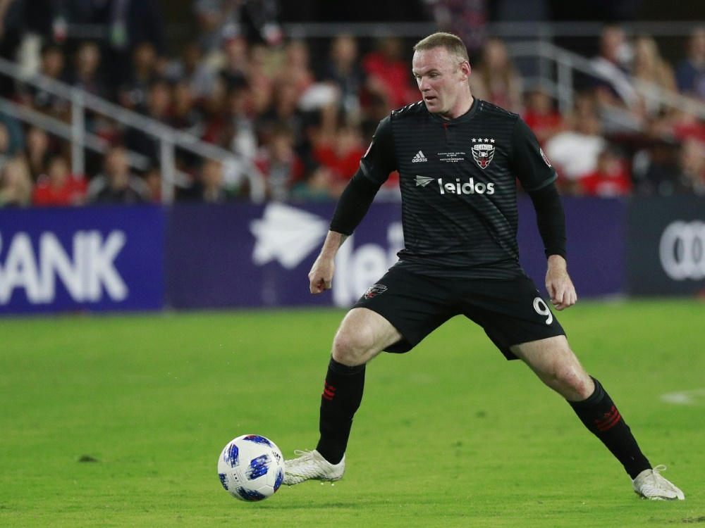 Rooney scheitert mit Washington in den Play-offs