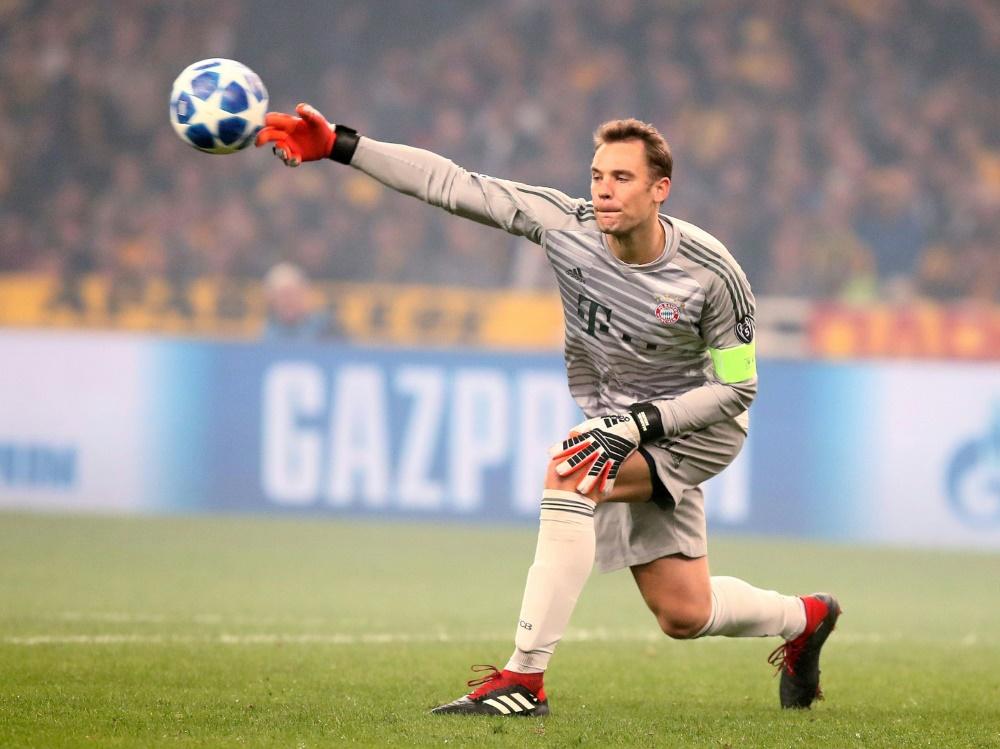 Neuer glaubt an die Rückkehr der bekannten Bayern-Stärke