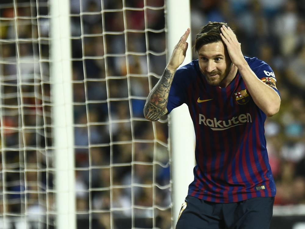Messi: Stiftungsgelder in Steuerparadiese verschoben?
