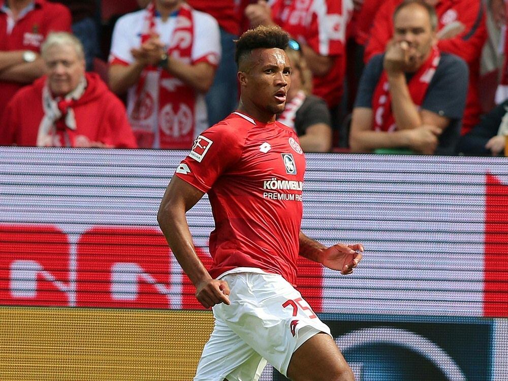 Gbamin gelang das 2:0 für die Mainzer