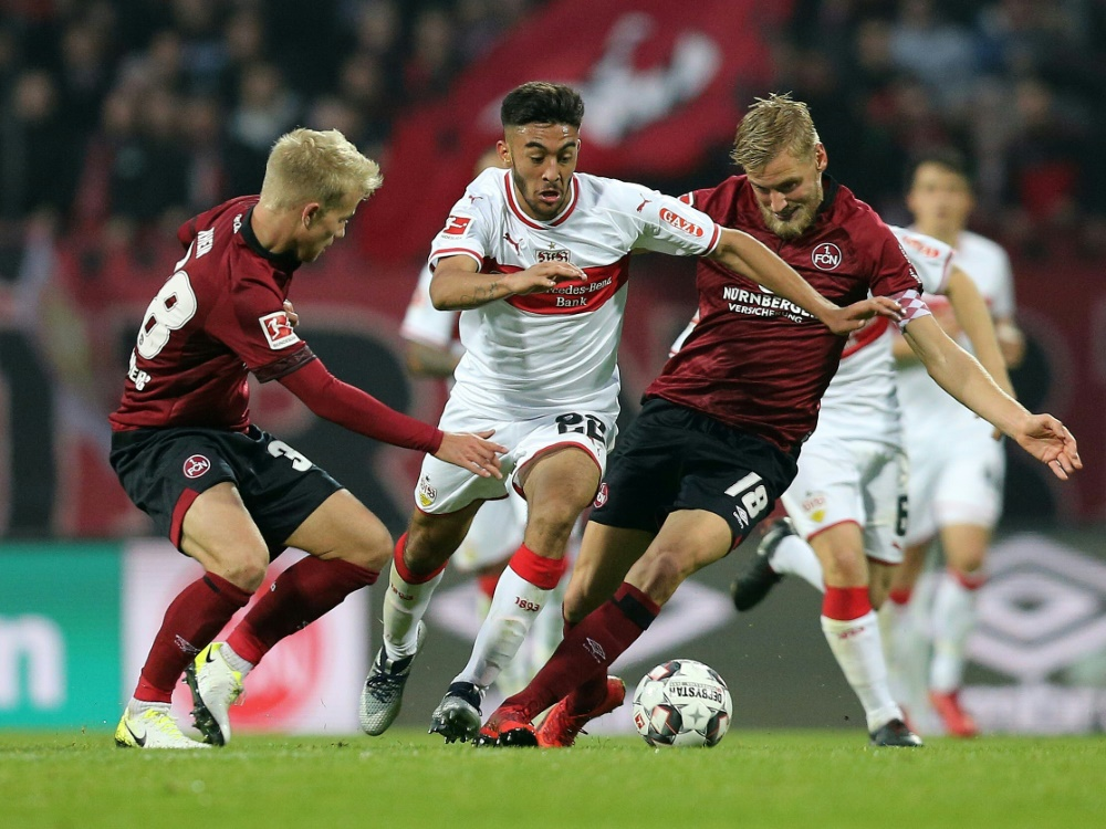 Stuttgart setzt sich gegen den Club durch