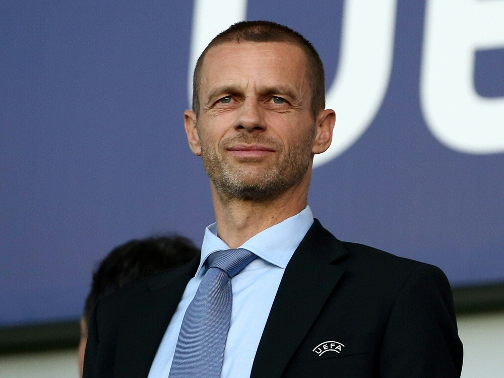 Ceferin vor zweiter Amtszeit als UEFA-Präsident